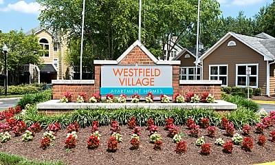 Community Signage, Westfield Village, 1