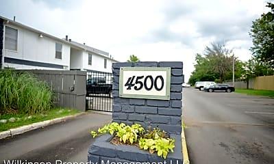 Community Signage, 4500 Cherry Hill Ln, 0