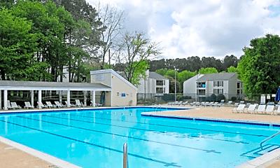 Pool, Willow Creek North Ridge, 0