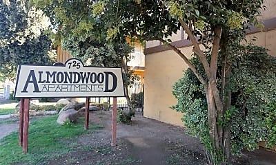 ALMOND WOOD APTS, 1