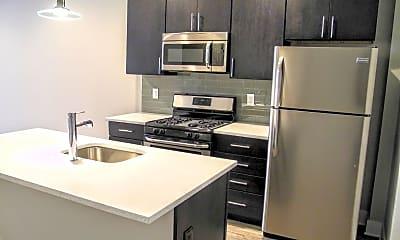 Kitchen, 1607 Catharine St 2C, 0