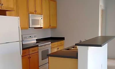 Kitchen, Jefferson Block Apartments, 0