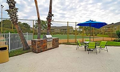 Recreation Area, Cabana on Everhart, 1