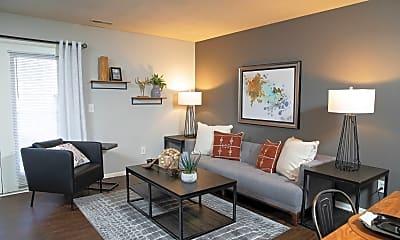 Living Room, ARIUM Lake Lynn, 1