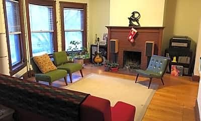Living Room, 937 E Gorham St, 0