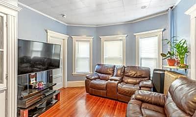 Living Room, 29 Calhoun Avenue, 2