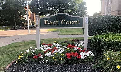 East Court Apartments, 1
