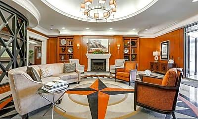 Living Room, 8220 Crestwood Heights Dr 217, 1