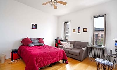 Bedroom, 160 E 107th St, 0