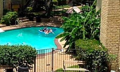 Pool, 5115 Cedar Springs Rd 205, 2