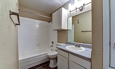 Bathroom, The Alara, 2