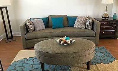 Living Room, Dresher Commons, 2
