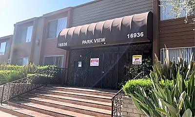 Parkview Apartments Encino, 1