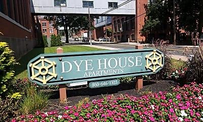 Dye House, 1