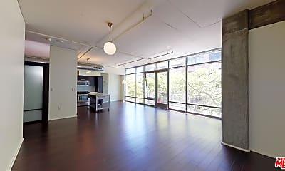 Living Room, 1100 S Hope St 809, 0