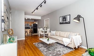 Living Room, 3729 N Clifton Ave 2, 1