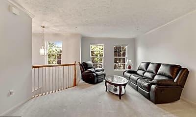 Living Room, 18919 Quiet Oak Ln, 1