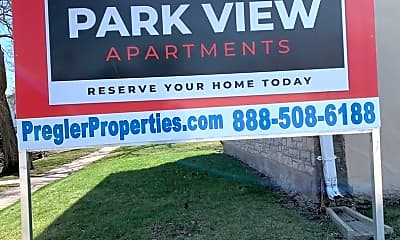 Community Signage, 209 Parkview Blvd, 0