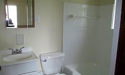 Bathroom, 3840 Brownsville Rd, 2