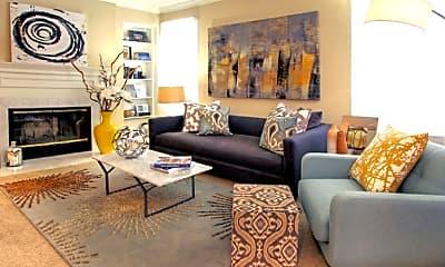 Living Room, Tuscany Oaks, 1