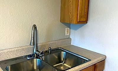 Kitchen, 1206 Dana Road #1, 2