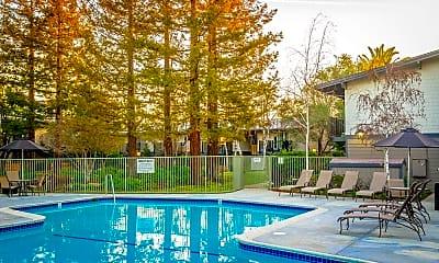 Pool, Fountain Park, 1