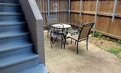 Patio / Deck, 4040 Brown St 9, 2