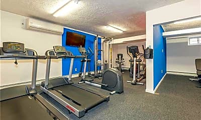 Fitness Weight Room, 6 Wooleys Ln A18, 2