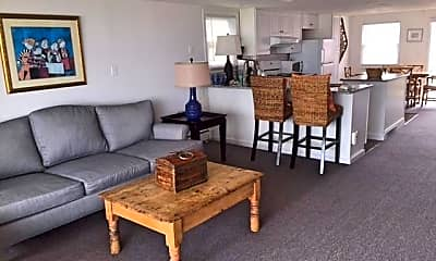 Living Room, 157 Beach Front, 1