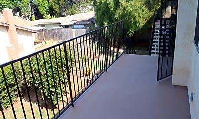 Patio / Deck, 441 7th St, 1