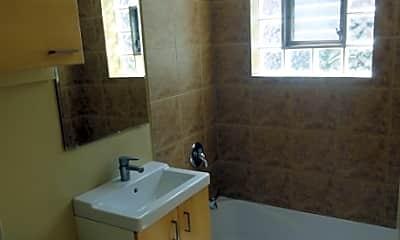 Bathroom, Olympus Gardens, 1