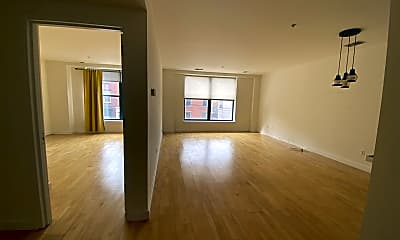 Living Room, 222 Montgomery St 2G, 1