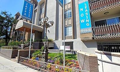 Building, 10741 Camarillo St, 1