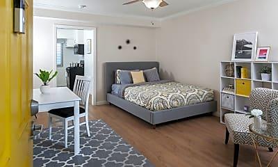 Bedroom, California Palms, 0