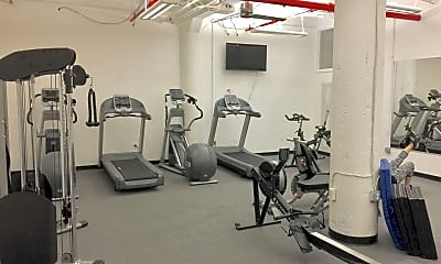 Fitness Weight Room, 340 North 12th Street, 1