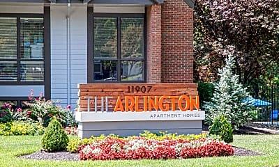 Community Signage, The Arlington, 2