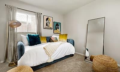 Bedroom, Whispering Pines, 1