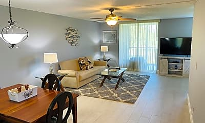 Living Room, 5700 NW 2nd Ave 309, 1