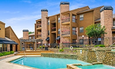 Pool, Enclave At Cityview, 2