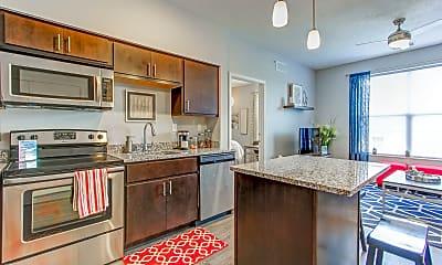 Kitchen, 345 Flats, 0