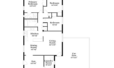 Building, 7506 Centauri Rd, 1
