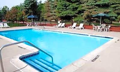 Pool, Wilderness Park Apartments, 1