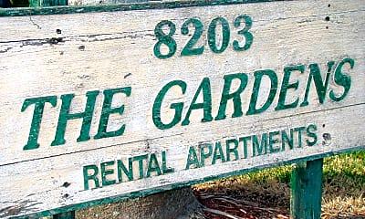 Community Signage, 8203 W Sample Rd, 2