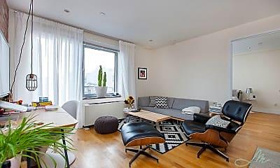 Living Room, 636 E 11th St 3B, 0