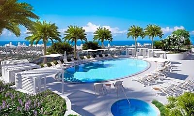 Pool, 500 E Las Olas Blvd 4205, 1