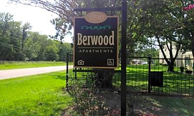 Berwood Apartments, 1