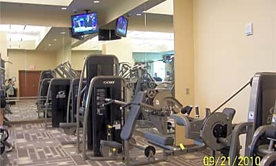 Fitness Weight Room, 145 E Harmon Ave 2005, 2