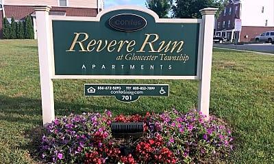 Revere Run, 1