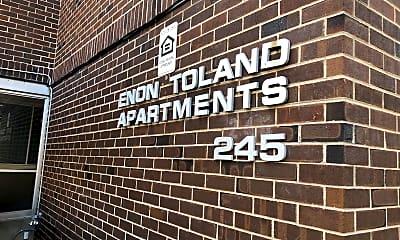 Enon-Toland Apartments, 1