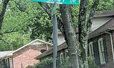 Community Signage, 8008 Regency Dr, 2